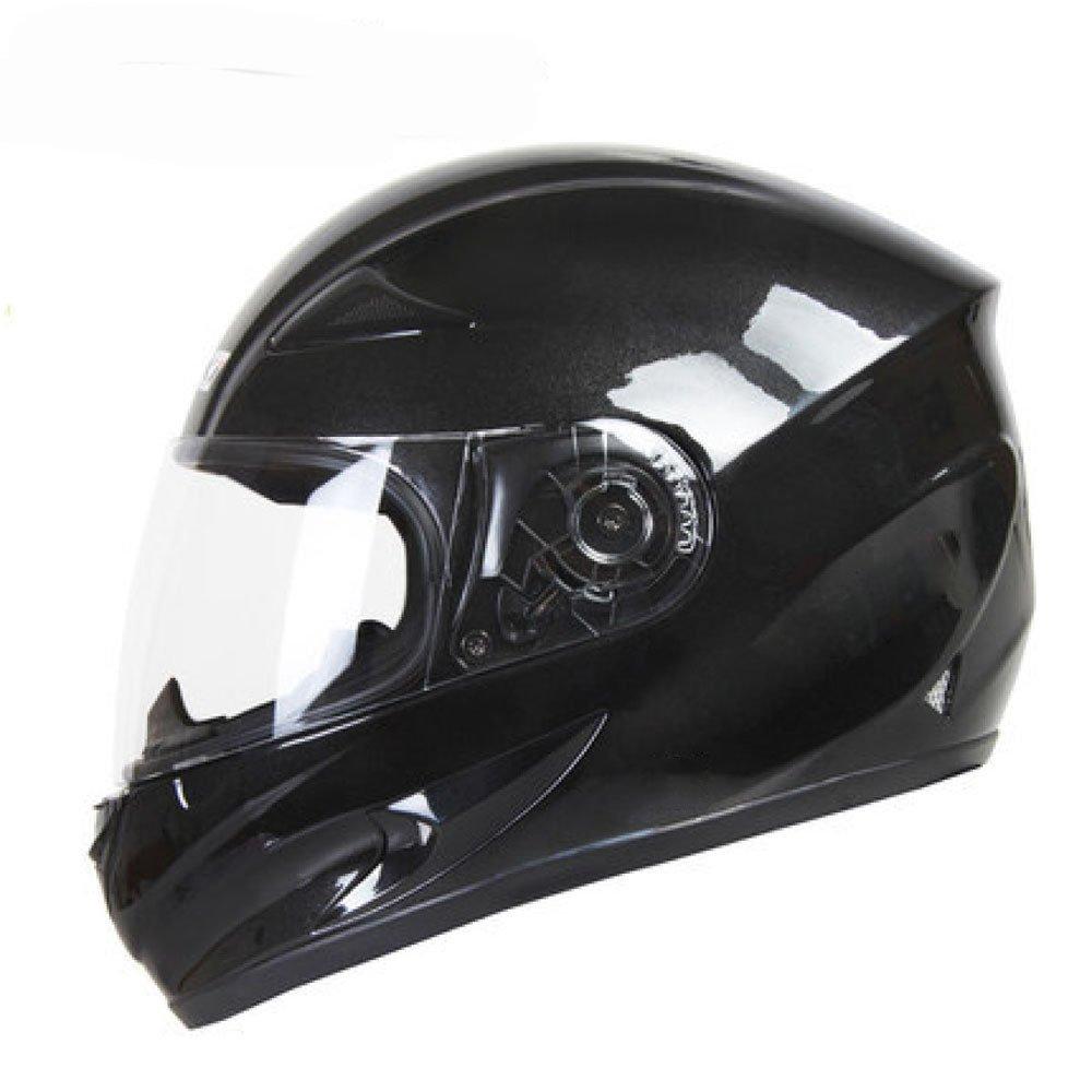 RAQ Sturzhelm im Freienart- und weisehelm ABS-Leichtgewichtler-Motorrad-Fahrrad-Sturzhelm-Sonnenschutzsicherheitsatmungsaktiver vierjahreszeiten-Sturzhelm (Farbe   A, größe   XL(61XM-62XM))