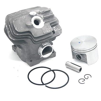 Amazon com: P SeekPro Cylinder Piston Kit 52mm Assembly for