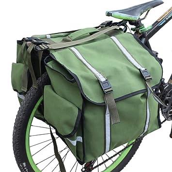BOLSAS Alforja Trasera Bicicleta, Bicicleta de Mountain Road al ...