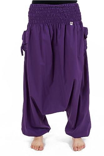 Fantazia – Pantalón – para mujer morado Talla única
