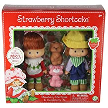 The Bridge Direct Strawberry Shortcake & Huckleberry Pie Doll by The Bridge Direct