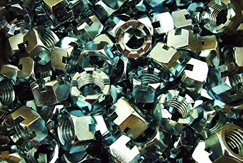 Top Slotted Nuts