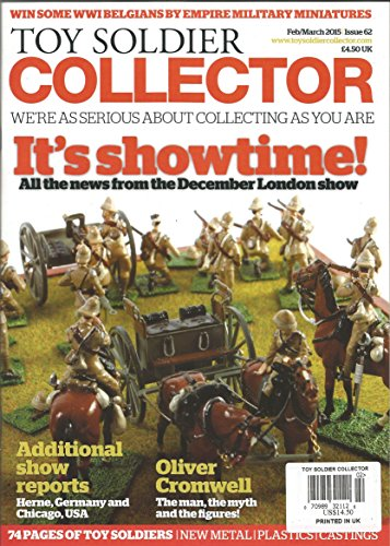 (Toy Soldier Collector Magazine (February/March 2015, Issue 62))
