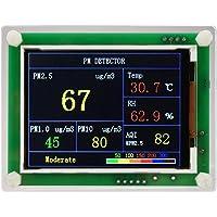 Calistouk Detector de Calidad del Aire PM2.5 Medidor
