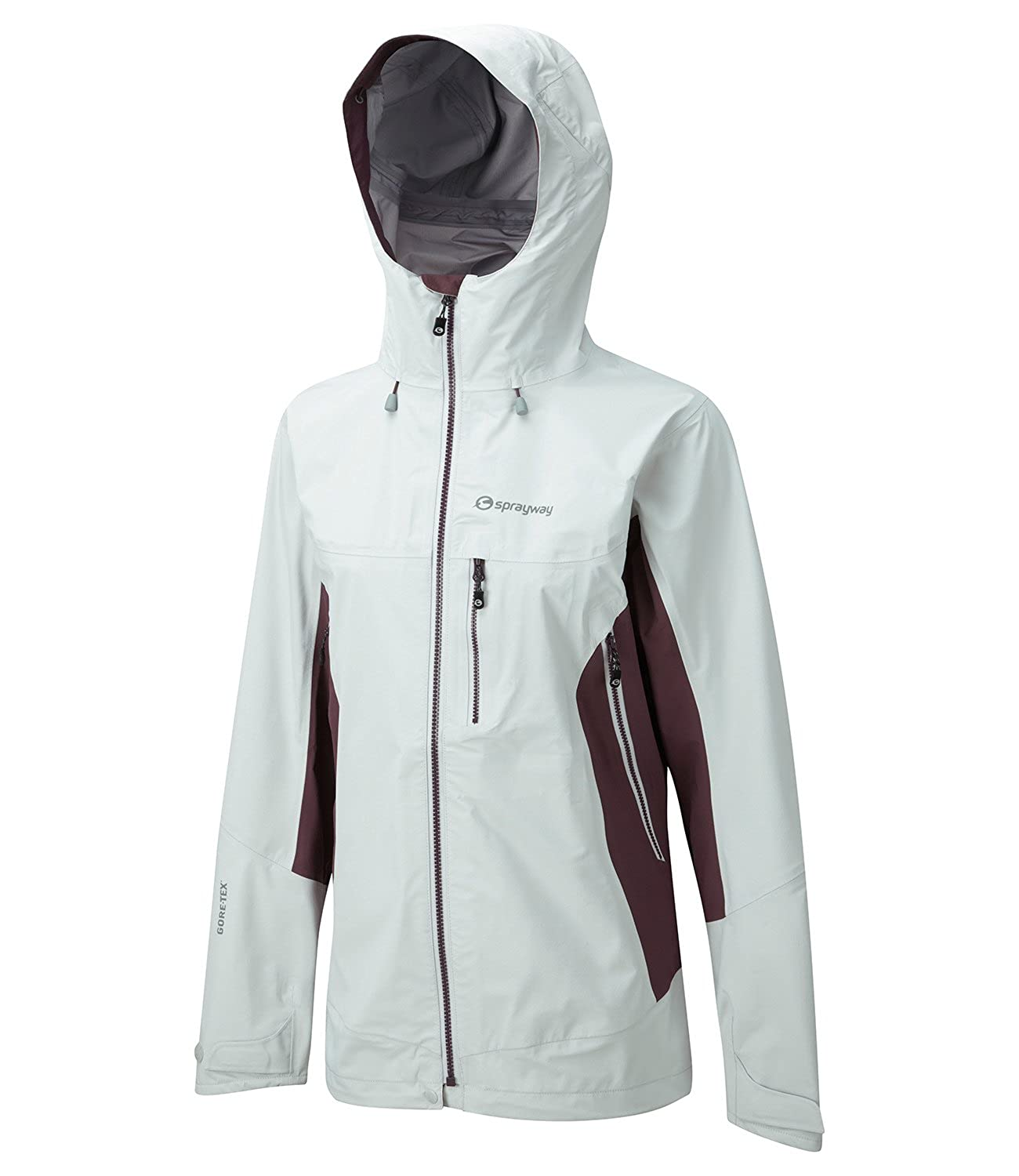 Sprayway Damen Jacke Braun Natural