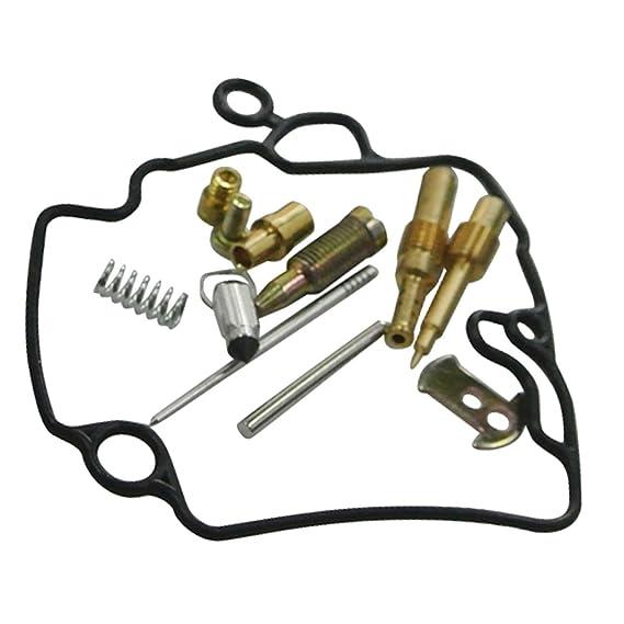 Amazon Com Jrl Pz 24 Carburetor Repair Set Fit For Gy6 150cc Lifan