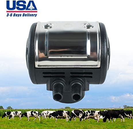 US L80 Pneumatic Pulsator for Cow Milker Milking Machine Part Farm Cattle Dairy