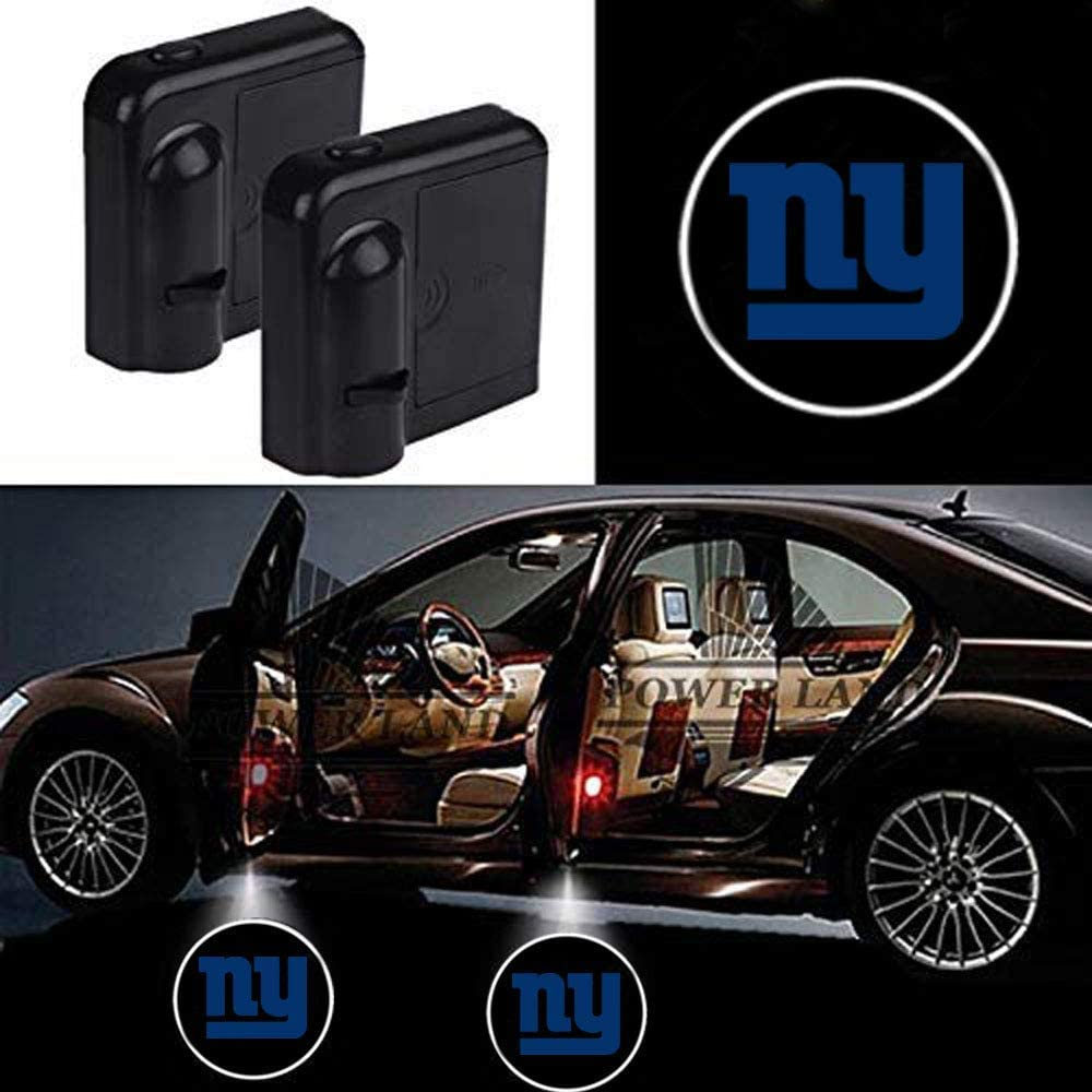 Fit Chicago Bears For Fit Chicago Bears Car Door Led Welcome Laser Projector Car Door Courtesy Light Suitable Fit for all brands of cars