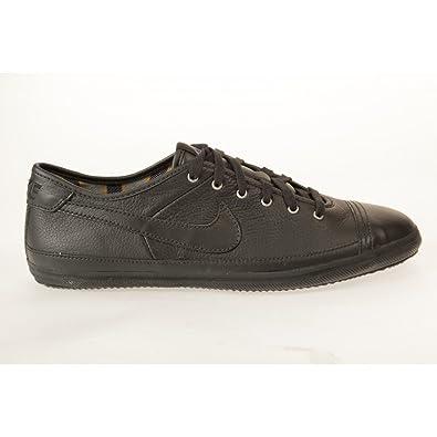 hot sale online 17705 62110 Nike Flash Leather Schuhe 8,5 blackmtlc pewter