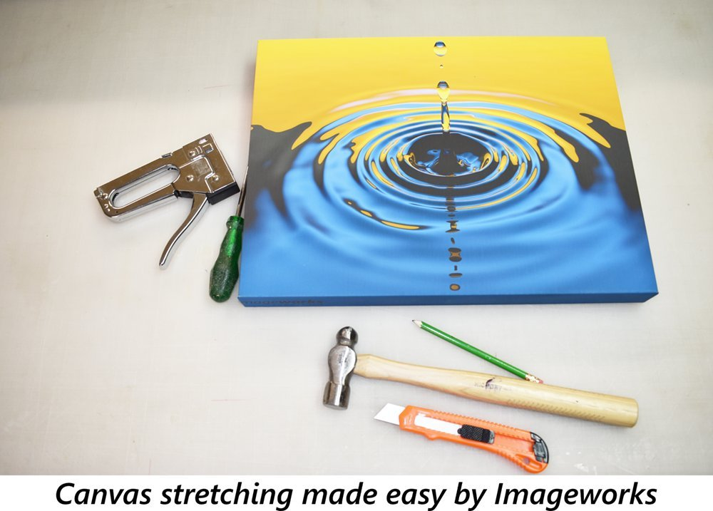 Wraptek Canvas Stretcher Bar Kit 30x40