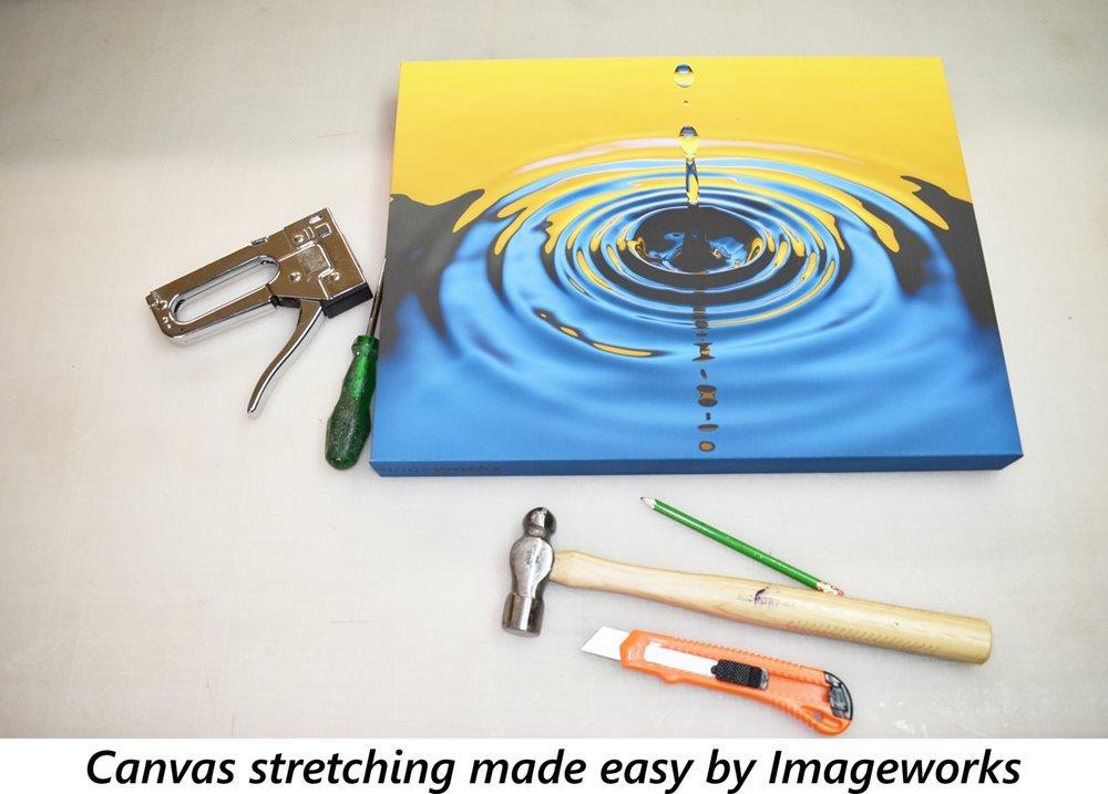 Wraptek Canvas Stretcher Bar Kit (30''x45'')