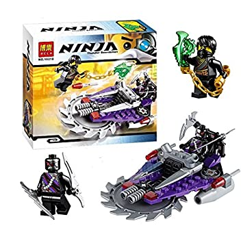 Amazon.com : BELA 10218 Phantom Ninja Hover Hunter Assemble ...