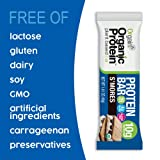 Orgain Organic Plant Based Protein Bar, S'Mores