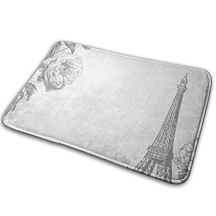 graphic about Printable Floor Mats called : FunnyCustom Doormat Printable Paris Clip Artwork