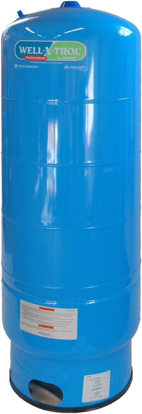 Amtrol WX-203 X-Trol Stand Well Water Tank, Blue