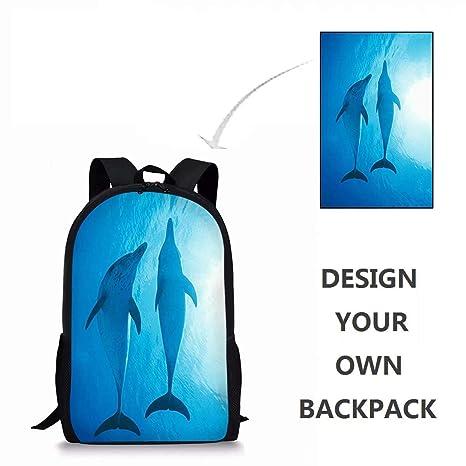 ed272470bc67 Custom Backpacks for Kids Preschool Kindergarten Elementary School for  Gifts School Christmas Birthday
