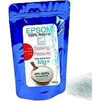 Bitterzout Epsom zout, 1000 g