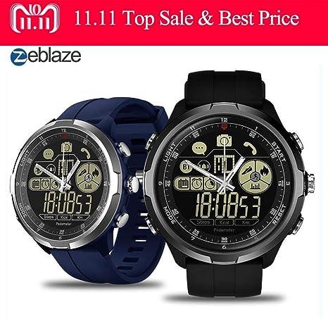 Zeblaze Vibe 4 Hybrid IP68/50M Reloj Inteligente Resistente ...