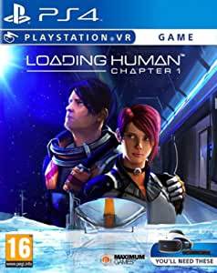 Jogo Loading Human: Chapter 1 - Ps4 Vr