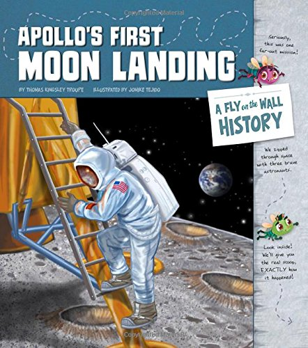 History Moon Landings - Apollo's First Moon Landing: A Fly on the Wall History