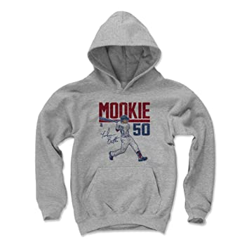 the best attitude c85ab 8a951 500 LEVEL Mookie Betts Boston Baseball Kids Hoodie - Mookie Betts Hyper