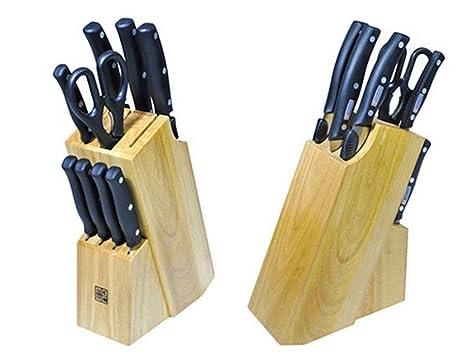 Miracle Blade World Class Series - Juego de cuchillos (10 ...