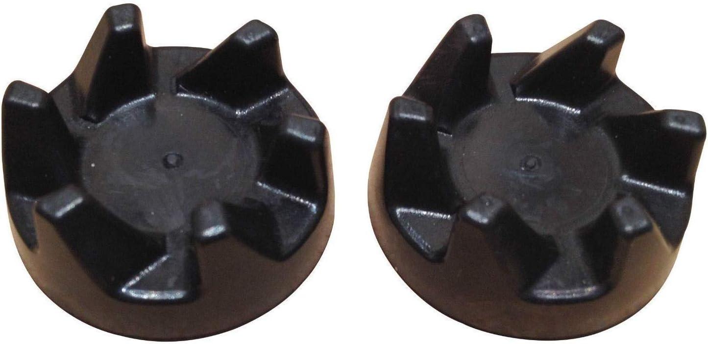 Pack de 2 acopladores de embrague de goma para licuadora WP9704230 ...