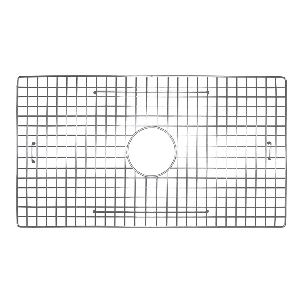 Native Trails GR2614-SS Bottom Grid 26.5'' x 14.5'' Stainless Steel