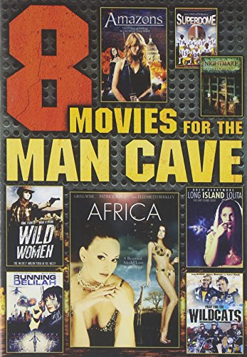 (8-Movie Pack: Movies for the Man Cave V.4)
