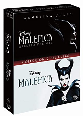 Pack DVD Maléfica Maestra del Mal + Malefica: Amazon.es: Angelina Jolie, Michelle Pfeiffer,, Robert Stromberg, Angelina Jolie, Michelle Pfeiffer,, Robert Stromberg: Cine y Series TV