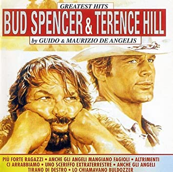 Bud Spencer & Terence Hill - Greatest Hits 1 - Ost, Bud & Hill ...