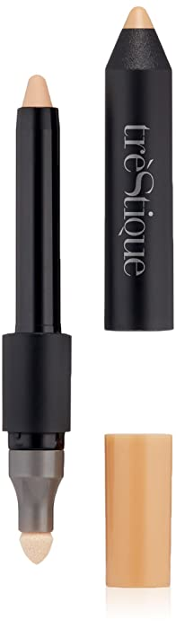 trèStiQue Conceal, Cover & Correct Crayon | 2-in-1 Concealer Crayon and Smoothing Blender