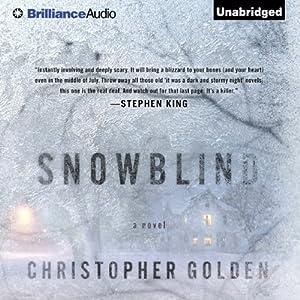 Snowblind Audiobook