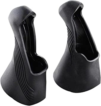 Tektro Replacement Hoods R340 /& R341 Bike Levers Black Pair