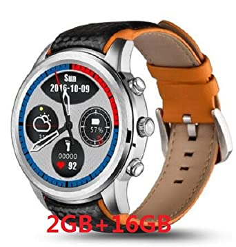 Relojes Inteligentes 3G Smart Watch Phone Android 5 2Gb 16Gb Sim ...