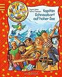img - for Kapit n Schnauzbart auf hoher See. Geschichten ab 4 mit Vorleseuhr. ( Ab 4 J.). book / textbook / text book