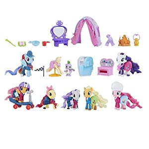 My Little Pony Exclusive School of Friendship Collection Pack