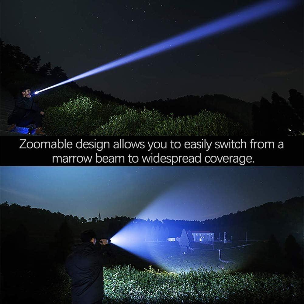 90000 lumen xhp70.2 leistungsst/ärkste led taschenlampe usb zoom taschenlampe xhp70 , teleskop USB zoom wasserdichte camping taschenlampe Xhp70 flashlight +26650+USB cable