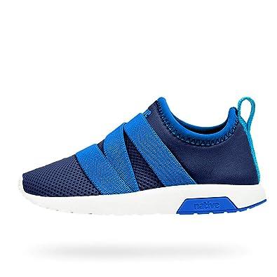 4b2cb02e07ed Native Kids Shoes Unisex Phoenix (Toddler/Little Kid) Regatta Blue/Victoria  Blue