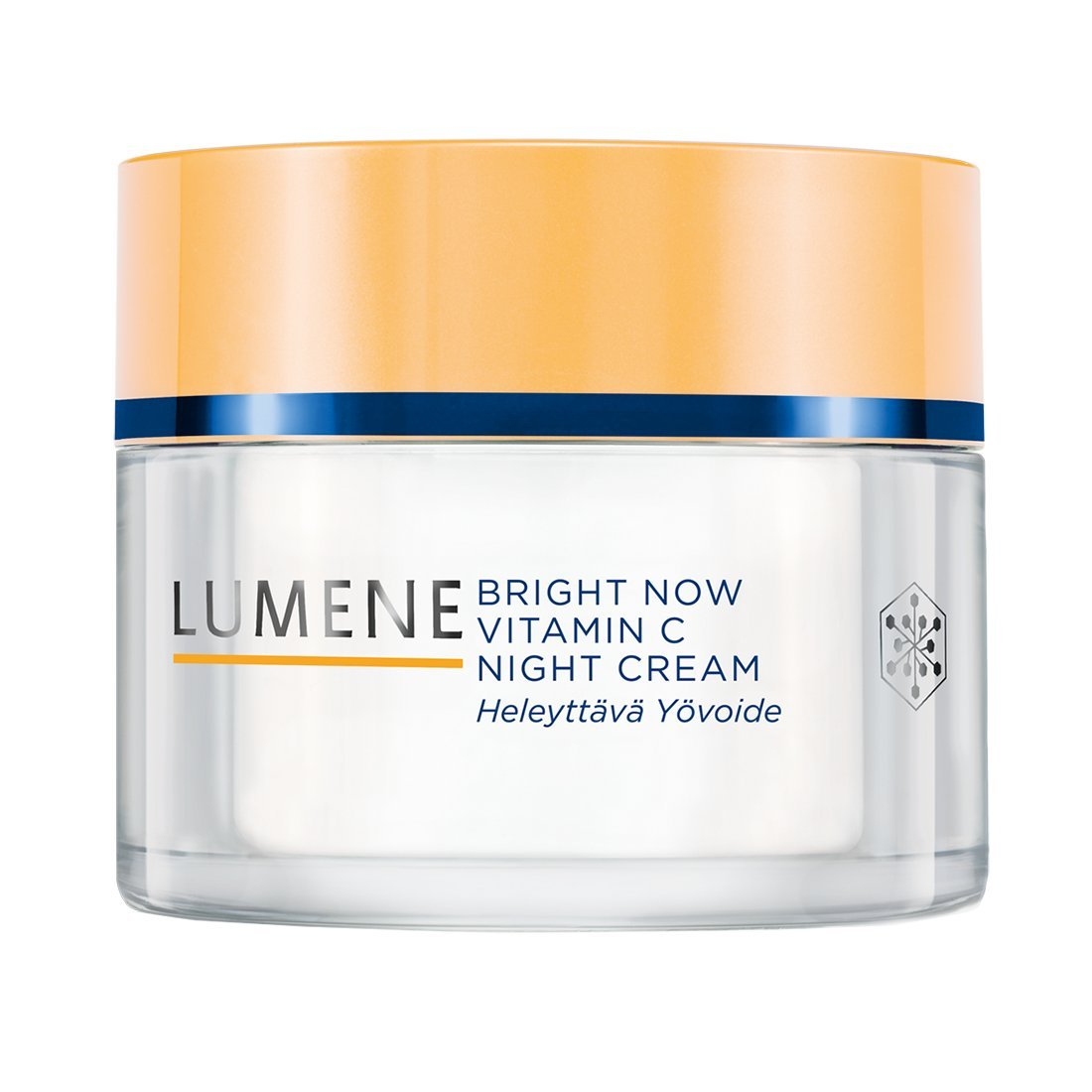 Lumene Bright Now Vitamin C Sleeping Cream 1.7 Fl.Oz. 50ml