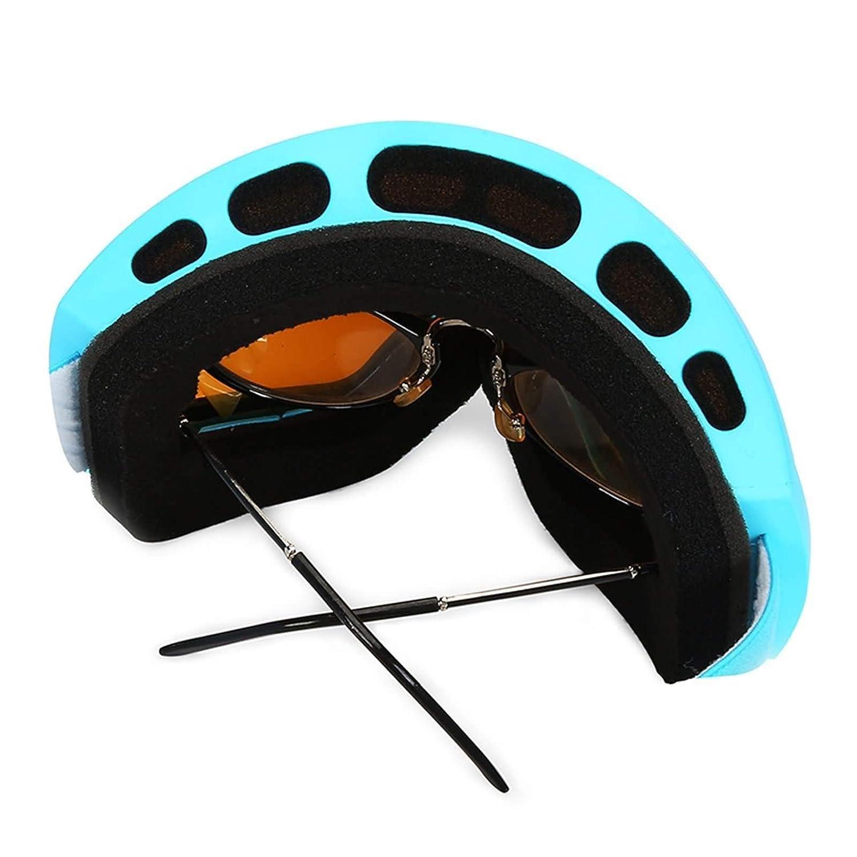 Beydodo Beydodo Beydodo Schneebrille Brillenträger Sport Brille Winddicht Arbeitsbrille Brillenträger Schutzbrille Winddicht Blau B07KWNMFHX Skibrillen Haltbarkeit ecba11