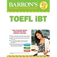 Barron's TOEFL iBT with MP3 audio CDs 15th Edition