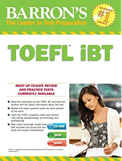 Barrons Toefl Ibt 13th Pdf