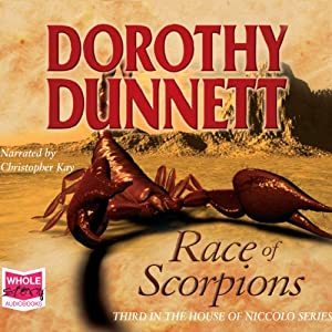 Race of Scorpions Audiobook