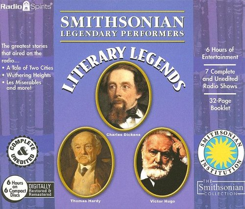 literary legends smithsonian legendary performers
