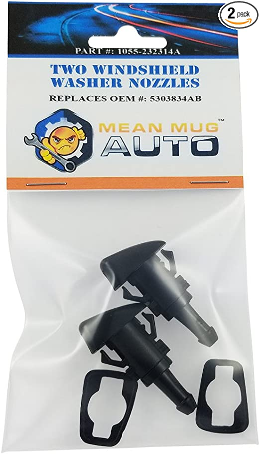 Mopar Windshield Washer Nozzle 5116079AB