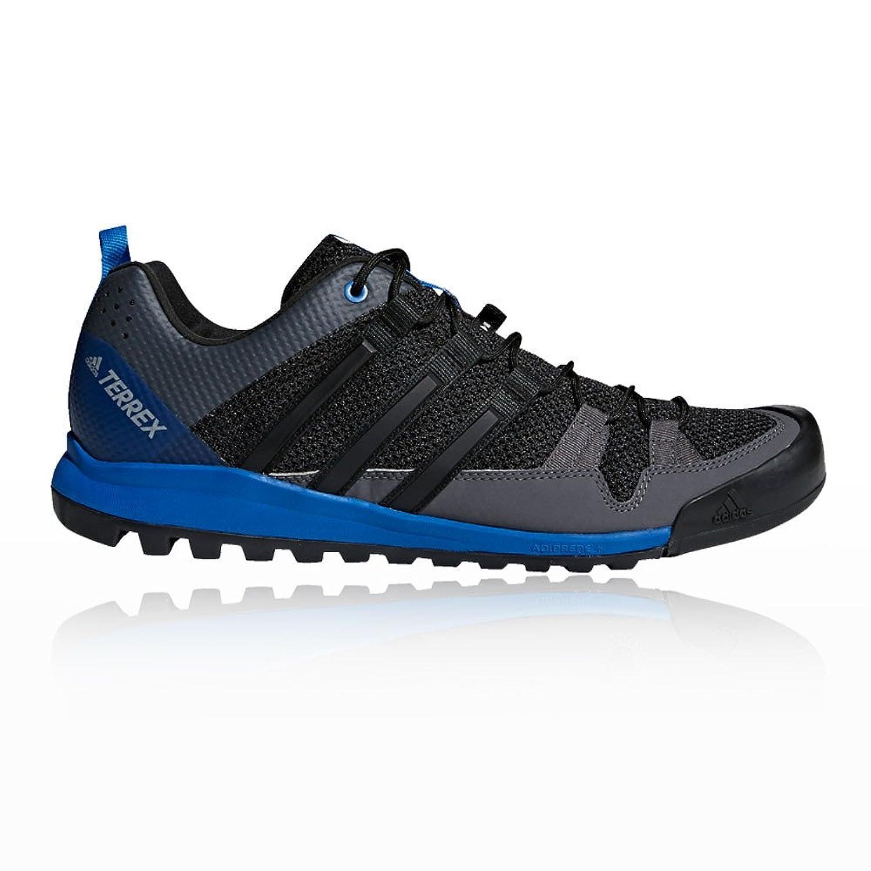 adidas Terrex Solo, Chaussures de Fitness Homme, Multicolore (Azubas/Negbas/Maruni), 46 EU