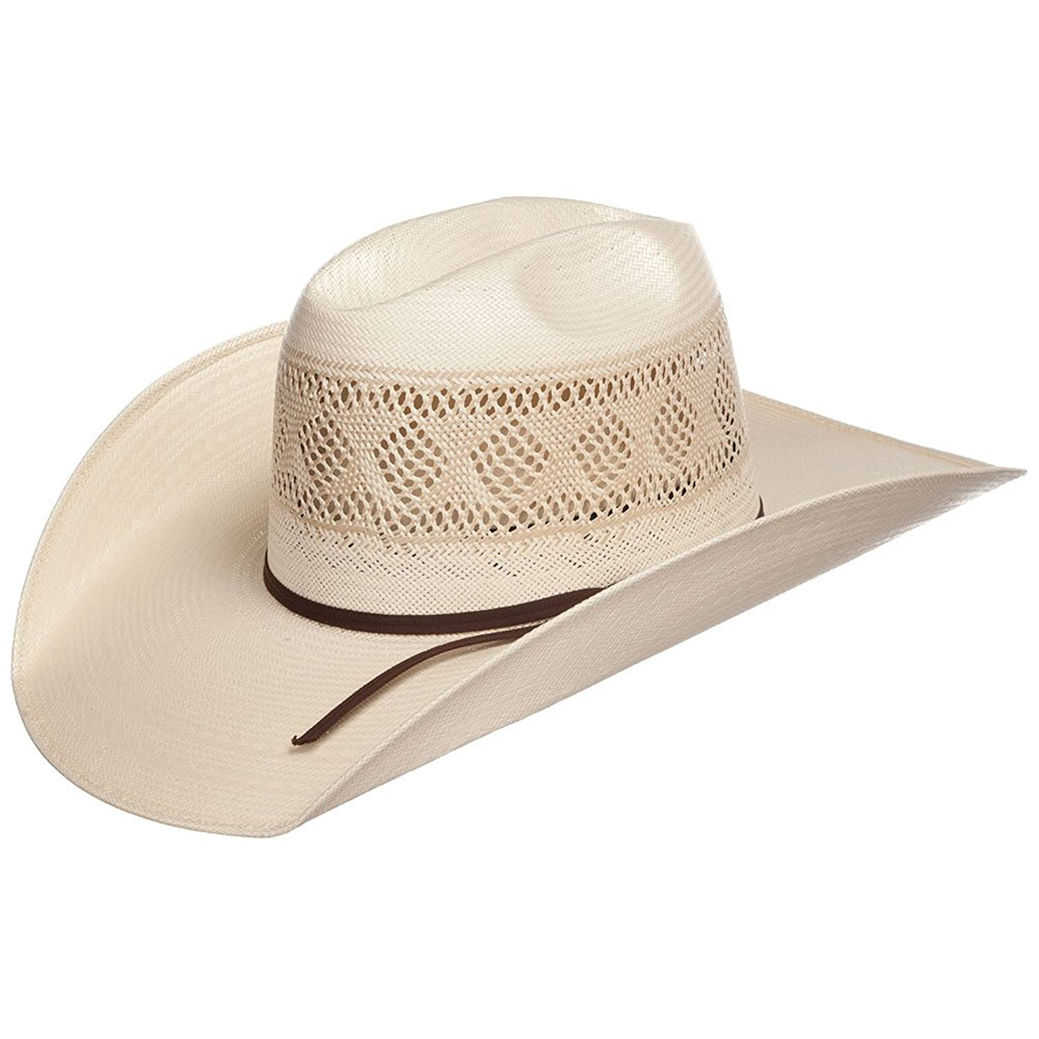 8a78d376558f8d purchase rodeo king mens all around diamond vent open crown 4 1 4 brim cowboy  hat