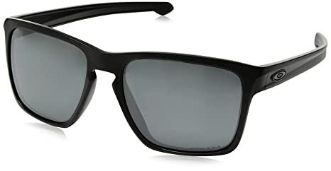 0ee6ae3e63 Image Unavailable. Image not available for. Colour  Oakley Mens Sliver XL  Asian Fit Polarized Sunglasses ...
