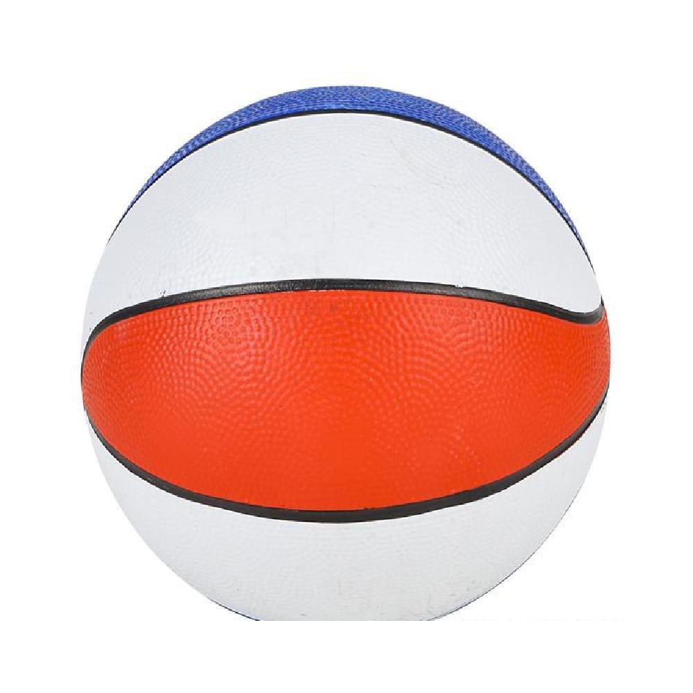 7'' Mini Red/White/Blue Deflated Basketball